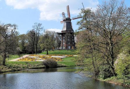 Bremen Bürgerpark